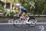 Kelly Williamson, USA, at the 2013 Ironman San Juan 70.3…