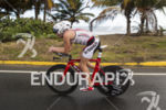 Maxim Kriat, RUS, at the 2013 Ironman San Juan 70.3…