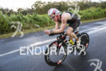 """Ben Collins, USA, at the 2013 Ironman San Juan 70.3…"