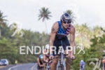 Henry Hagenbuch, USA, at the 2013 Ironman San Juan 70.3…