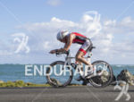 Age Group athleteat the 2013 Ironman San Juan 70.3  March…