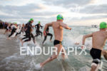 Race start at the 2575 Triathlon Miami in  Fort Lauderdale,…