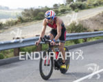 Timothy O Donnell, USA, on the bike at the 2013…