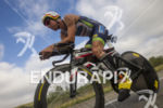 Frederik Van Lierde, BEL, on the bike at the 2013…