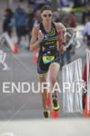 Mandy McLane powers up the inclines at the 2013 Ironman…
