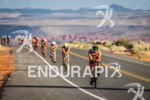 Brent McMahon on bike at the 2013 Ironman 70.3 St.…