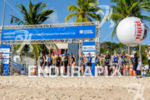 Female race start  at 2013 Joao Pessoa ITU Triathlon Premium…