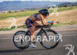 Beth Walsh on bike at the 2013 Ironman 70.3 St.…