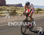 Bevan Docherty at the  Ironman 70.3 St. George on May…