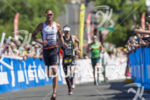 Sprint for 6th place lead by Matt Reed at the…