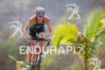 Pamela Oliveira (BRA) climbs on bike at the 2013 Huatulco…