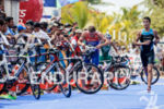 Gonzalo Raul Tellechea (ARG) heads into transition to start the…