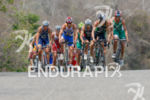 Elite Men chase down the breakaway at the 2013 Huatulco…