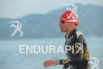 America's Pro Amanda Stevens getting out of the water at…