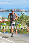 Igor Amorelii faces the amazing Canasvieiras climb at 2013 Ironman…