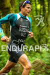Terenzo Bozzone (NZL) during the run leg of the 2013…