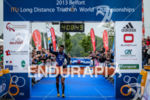 Bertrand Billard (FRA) wins the 2013 Belfort ITU Long Distance…