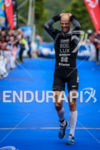 Dirk Bockel (LUX) crosses the finish line at the 2013…