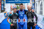 The top 3 finishers, Terenzo Bozzone (NZL), Bertrand Billard (FRA),…