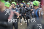Age groupers prepare to start the on the swim at…