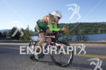 Heather Wurtele on the first on the bike at the…