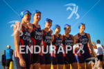 US Junior Female team  at the 2013 Vila Velha ITU…
