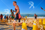 American Alex Marshall at the 2013 Vila Velha ITU Triathlon…