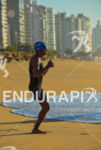Paraathlete warming up at the 2013 Vila Velha ITU Triathlon…