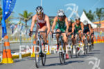 Canadian Sarah-anneBrault leads the elite pack  at the 2013 Vila…
