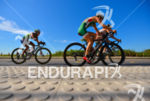 Mexico's Claudia Rivas rides fast at the 2013 Vila Velha…