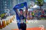 Brazil's Pamella Oliveira wins the female elite race at the…