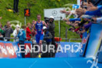 Alistair Brownlee is victorious at the 2013 World Triathlon Series…