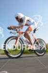 Marino Vanhoenacker on the bike at the Ironman European Championship…