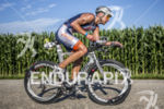 Nicholas Stanko riding his BMC at the 2013 Ironman Muncie…