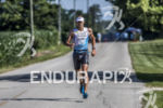 Andrew Starykowicz running fast at the 2013 Ironman Muncie 70.3…