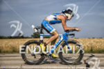 BRAD KAHLEFELDT on his bike at the 2013 Ironman Racine…