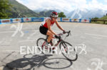 Age grouper on the bike climbing l'Alpe d'Huez