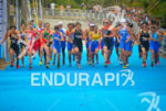 Race start at the 2013 Cali World Games - Duathlon…