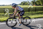 KATE BEVILAQUA riding hard at the 2013 Ironman Louisville on…