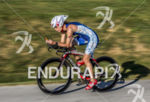 BROOKE BROWN riding hard at the 2013 Ironman Louisville on…