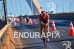 Amateur athlete riding an the JK bridge at the 2013…