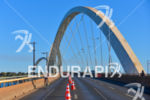 JK bridge course at the 2013 Ironman 70.3 Brasil in…
