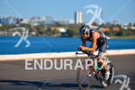 Brazilian Igor Amorelli riding fast at the 2013 Ironman 70.3…