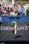 Amanda Stevens close to win at the 2013 Ironman 70.3…