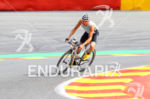 20130901 - WAISMES, BELGIUM: Illustration picture shows trathlete riding on…