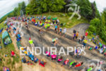 Great crowds line the course at the toughest climbs at…