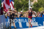 Melissa Hauschildt becomes a two-time champion at the 2013 Ironman…