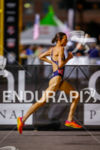 Gwen Jorgensen on run for the second lap of the…