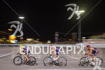 American men work together on the bike at the Super…