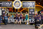 Pro men on run late in the race at the…